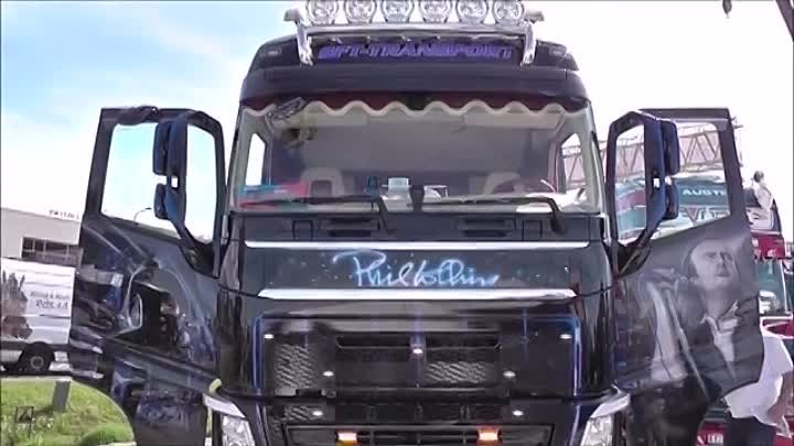 volvo fh4 540 ''phil collins'' by sft transport