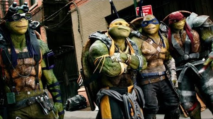 Teenage Mutant Ninja Turtles Review Movie - Empire