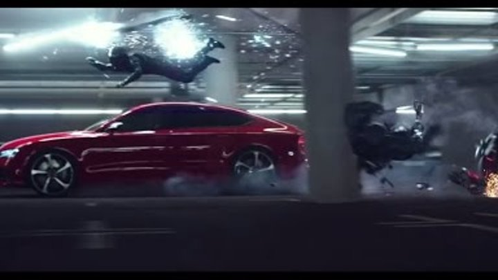 Audi RS 7 - Hitman: Agent 47 Trailer