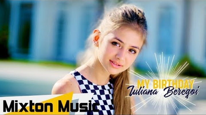 Iuliana Beregoi - My Birthday {Official Video) by Mixton Music