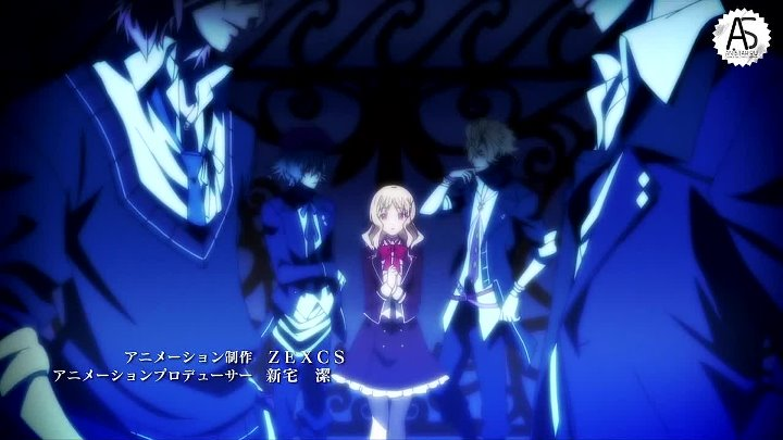 Diabolik Lovers: More Blood OP (Jackie-O Russian TV-Version)