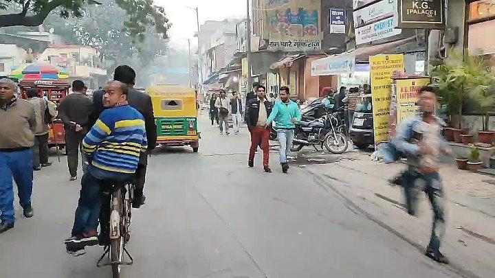 Писаем на улице и другие причуды Дели