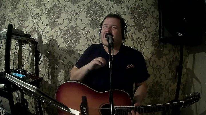Мужчина с гитарой - Павел Милютин!