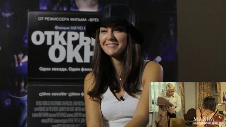 Видеосалон • Саша Грей изучает эротические сцены из советских фильмов