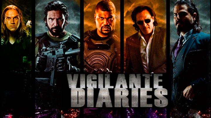 Фильм Хроники мстителя / Vigilante Diaries (2016)