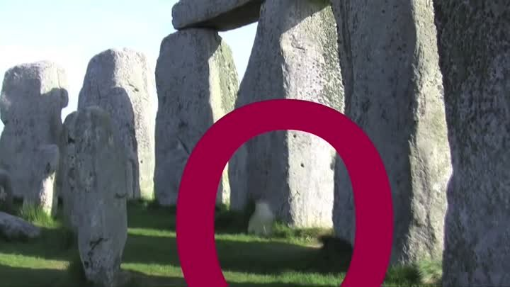 Real Ghost caught on tape - Ancient burial grounds in England.