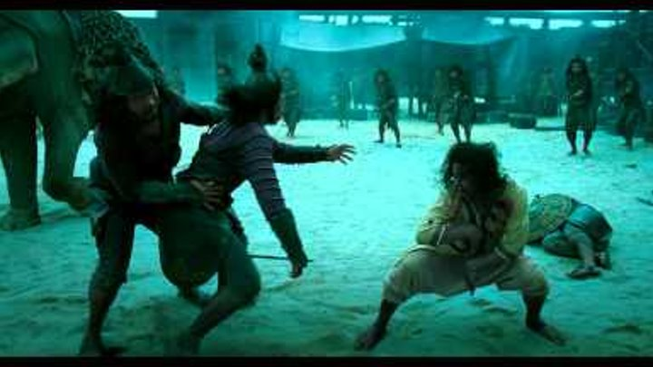 Ong Bak 3 HD Exclusive Fight Clip