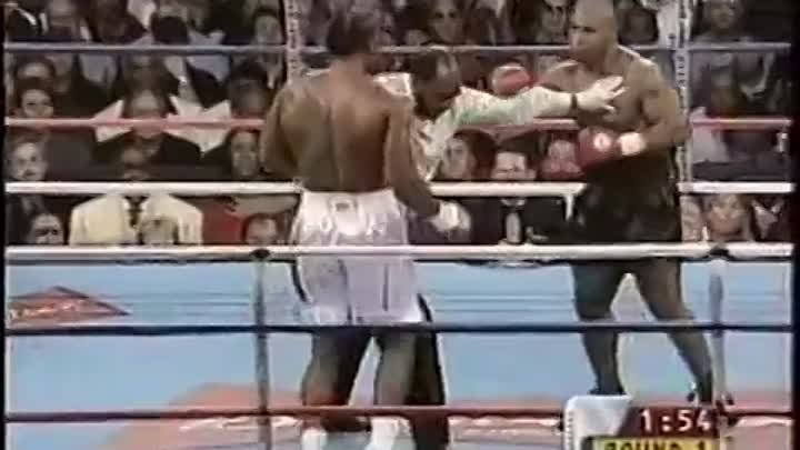 Майк Тайсон - Леннокс Льюис 55 (1) Mike Tyson vs Lennox Lewis