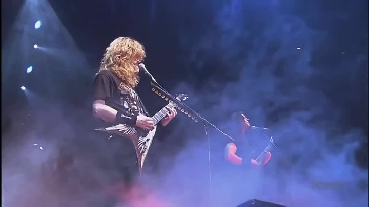 Megadeth Blood in the Water Live in San Diego HD Full Concert