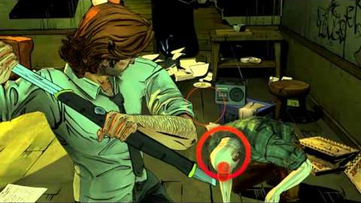 The Wolf Among Us(Волк среди нас) Сезон 1 , серия 1
