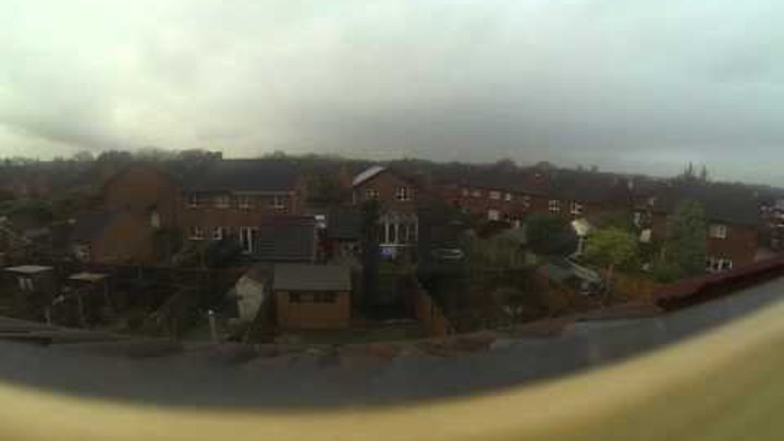2016 END TIMES?! CREEPY SOUNDS from THE SKY!! Bristol. United Kingdom January
