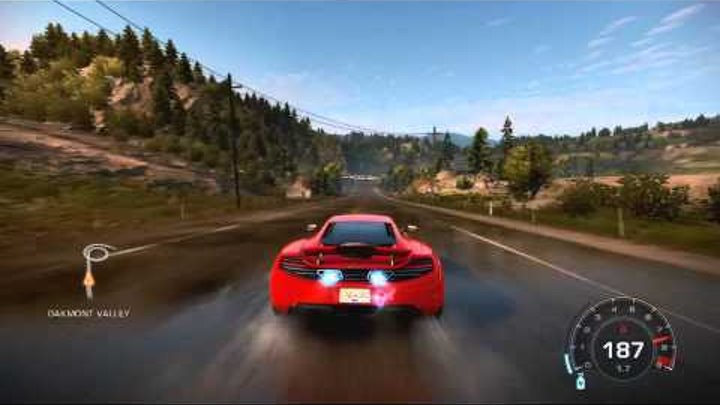 Need For Speed Hot Pursuit - Best Drifting Spot?