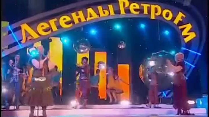 Dschinghis Khan — Moskau (and Intro)