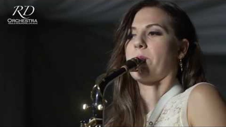 SAX - Nothing gonna change my love for you - RD Orchestra : Taraf & Cover Band - formatie nunta