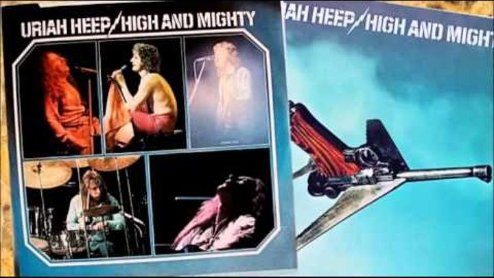 Uriah Heep-Weep in Silence(High and Mighty)1976
