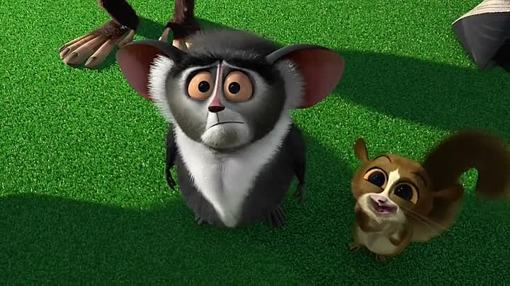Мадагаскар 3 / Madagascar 3: Europe's Most Wanted Русский трейлер 2012