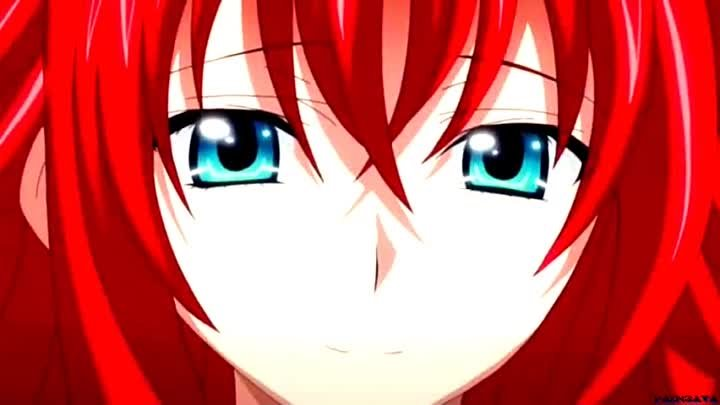 High School DxD Born AMV Rias Gremory Tribute