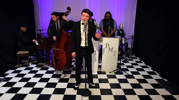 Cry Me A River - Vintage '50s R&B Justin Timberlake Cover ft. Von Smith