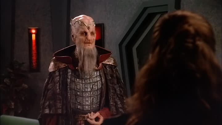 Вавилон-5.Сезон 4/Babylon 5.Season 4(6)Into the Fire(В самое пекло)