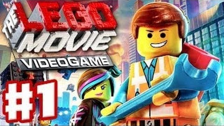 LEGO Movie Videogame - Part 1 - EVERYTHING IS AWESOME! (HD Gameplay Walkthrough) by ReFrash
