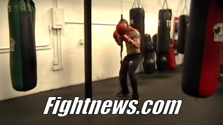 Inside the Cotto Training Camp - Fightnews Exclusive