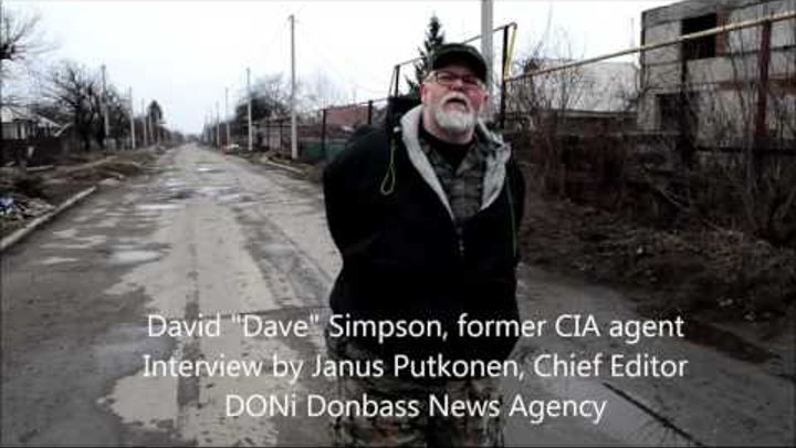 'Road to Hell' - Spartak under fire, phosphorus shelling - Donetsk City, DONi News 6.3.2016