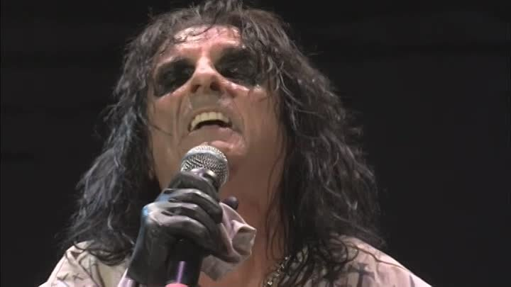 Alice.Cooper - Only Women Bleed - I Never Cry (2009)