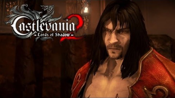 Castlevania Lords of Shadow 2 Walkthrough Part 3 Let's Play Gameplay No Commentary PC