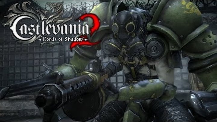 Castlevania Lords of Shadow 2 Walkthrough Part 4 Let's Play Gameplay No Commentary PC
