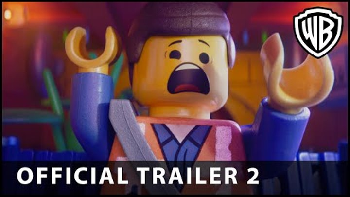 THE LEGO® MOVIE 2 - Official Trailer 2 - Warner Bros. UK