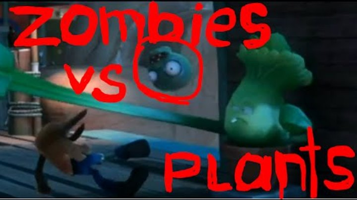 Мультик – Игра: Растения против Зомби Война. Все виды растений. Plants vs Zombies.