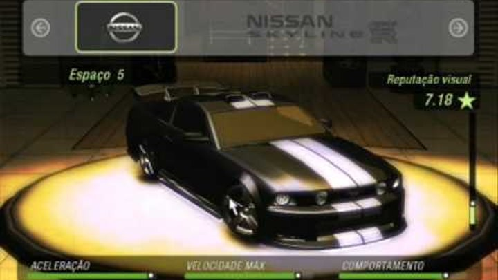 Need For Speed™ Underground 2 - Special Version - Career Mode and Photos.