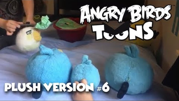 Angry Birds Toons (Plush Version) Season 1 Episode 6: Corndon Bleugh!