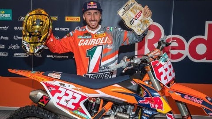 2019 CAIROLI MOTIVATIONAL VIDEO - CAIROLI TRIBUTE VIDEO - ROAD TO THE 10th MXGP TITLE