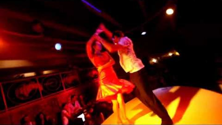 "Salsa party ""Dirty Dancing: Havana Nights"" by Barrio Latino Dance Studio"