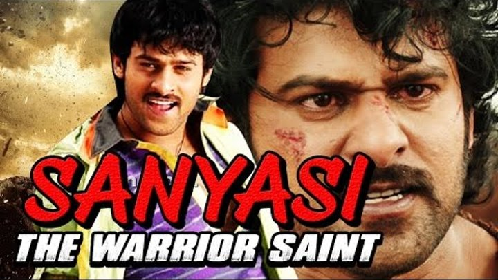 Sanyasi The Warrior Saint (Raghavendra) Full Hindi Dubbed Movie | Prabhas,  Anshu