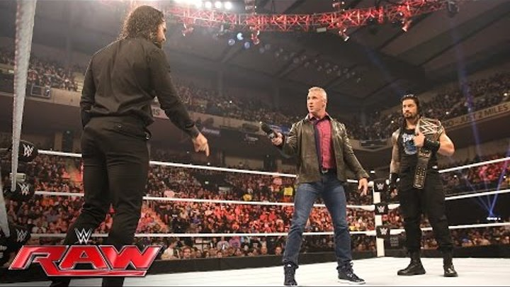 The returning Seth Rollins lashes out at the WWE Universe: Raw, May 23, 2016