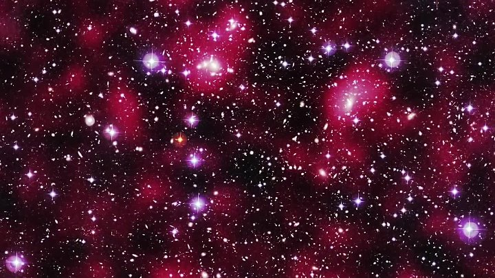 The Majestic Beauty of the Cosmos (Hubble) HD Relaxing space music NASA