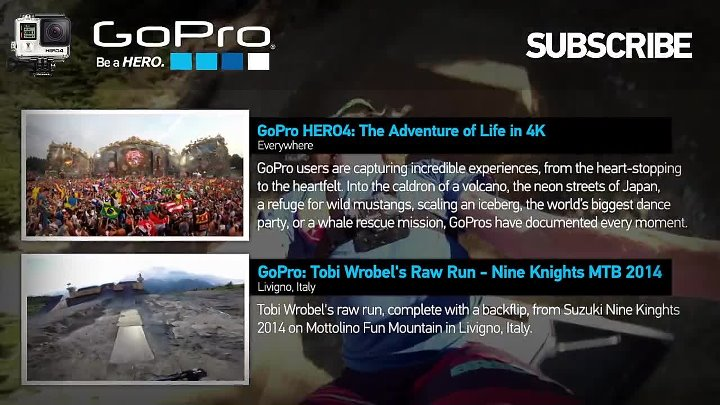 GoPro of the World powered by Pinkbike