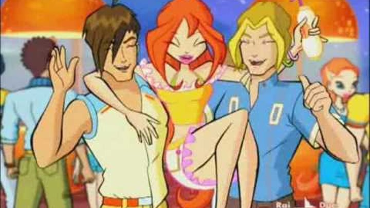 Winx Club - Season 4 - That's When I Love You