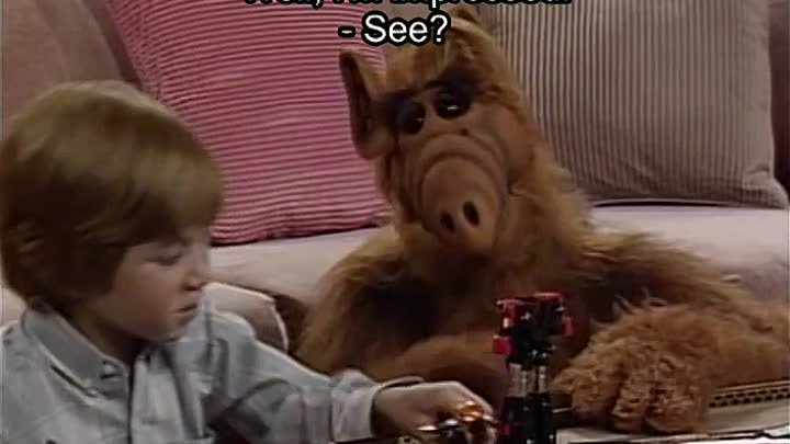 Alf.s01e02. Strangers in the Night