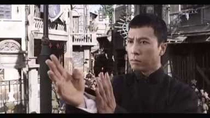Ip man and Bruce Lee tribute 2014