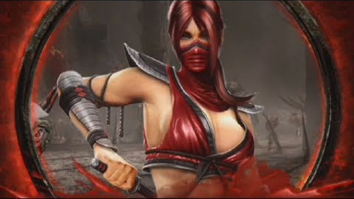 Mortal Kombat 9 - Skarlet DLC Trailer (2011) OFFICIAL | MK9 | HD