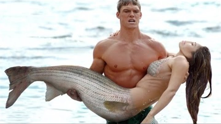 Real Life Mermaids Caught On Camera - MUST SEE!