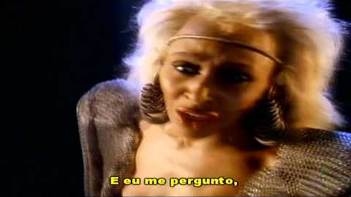 TINA TURNER - WE DON'T NEED ANOTHER HERO ( 1985 ) TRADUÇÃO - LEGENDA