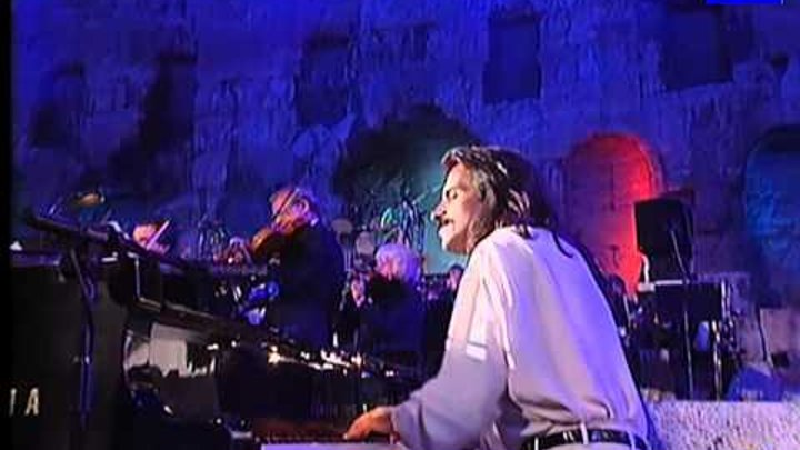 Yanni - Nostalgia (Νοσταλγία) Concert Live at The Acropolis 1993 Athens Greece