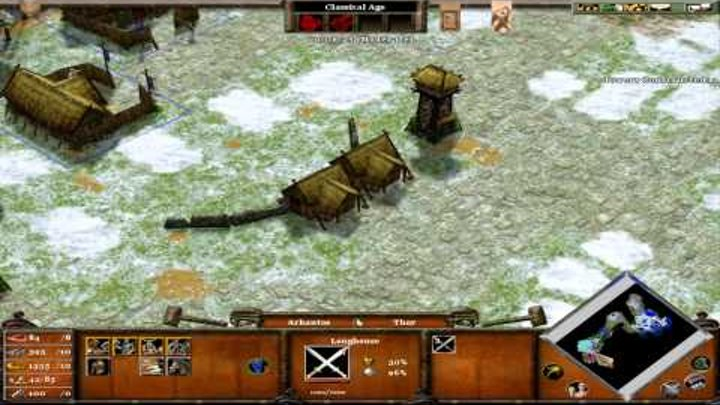 Age of Mythology: Extended Edition Fall of the Trident, Mission 26 Union