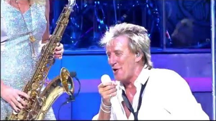 ROD STEWART - Some Guys Have All The Luck Live - PETRIDISGEORGE 2016