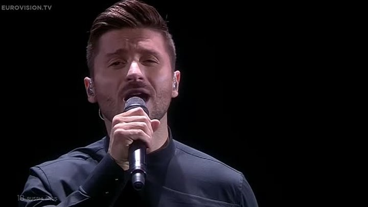 LIVE - Sergey Lazarev - You Are The Only One (Russia _ Россия) at the Grand Final - YouTube