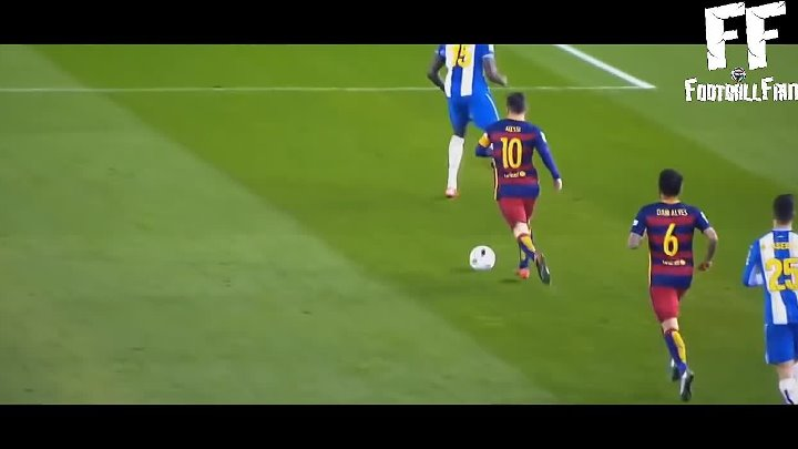 Lionel Messi ► 2016 - The King ● Dribbling Skills, Goals _HD